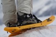 Snowshoeing and Winter hiking