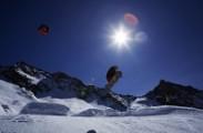 Sci, snowboard