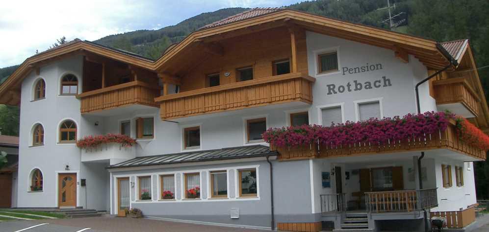 Pension Rotbach St.Johann