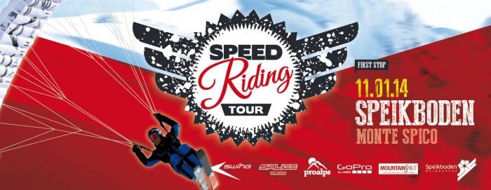 Speedriding Tour 2014 – Speikboden